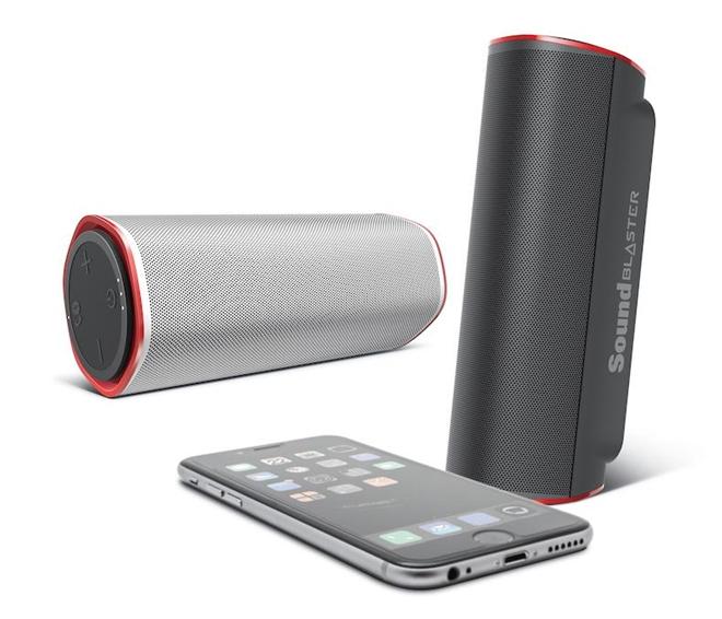 Creative ra mắt loa không dây Sound Blaster FRee