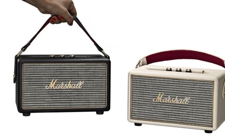Marshall giới thiệu loa di động Kilburn dáng cổ điển
