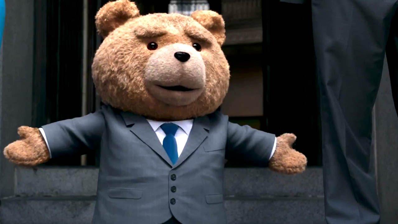 Cười té ghế với phim 16+ 'Ted 2'