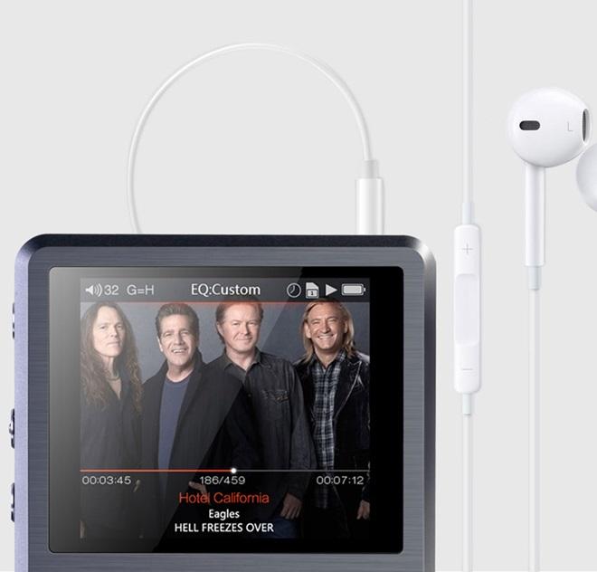 Fiio ra mắt bản nâng cấp của máy nghe nhạc X5