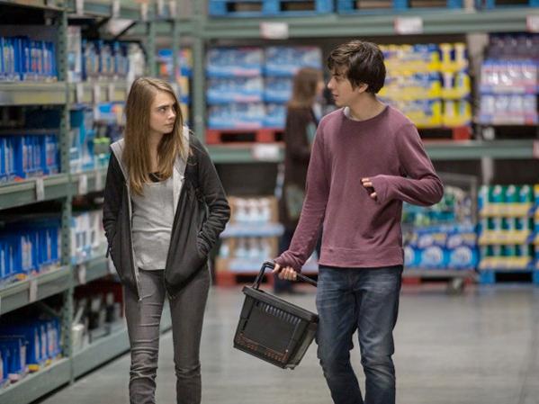 Cara Delevingne thử sức với vai chính đầu tiên trong 'Paper Towns'