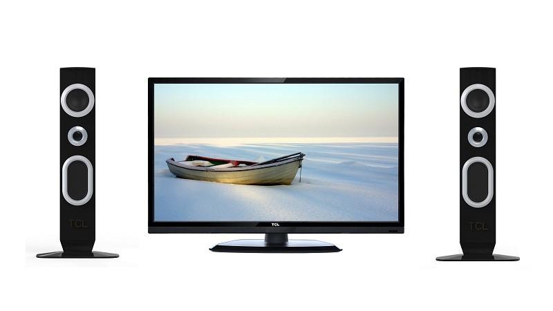 TV TCL T3610: trang bị loa ngoài kép độc đáo