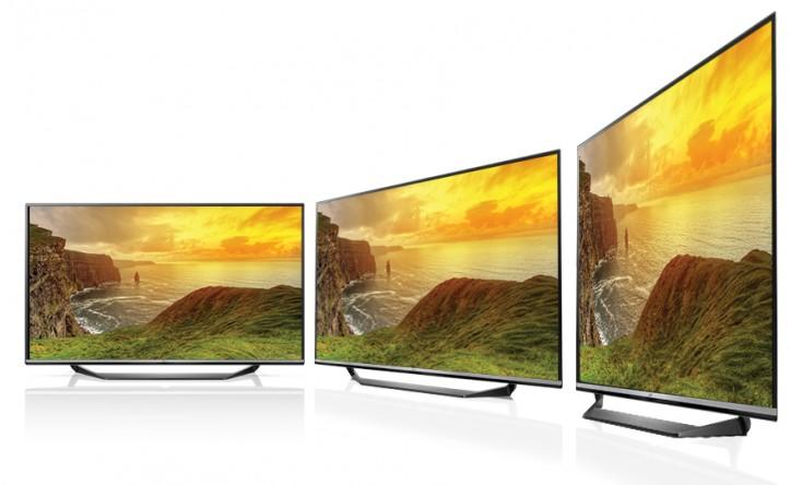 Xu hướng TV tầm trung 2015: thông minh hơn, độ phân giải cao hơn