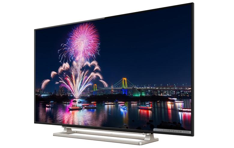 Smart TV Toshiba L5550: Đẹp cả hình lẫn tiếng