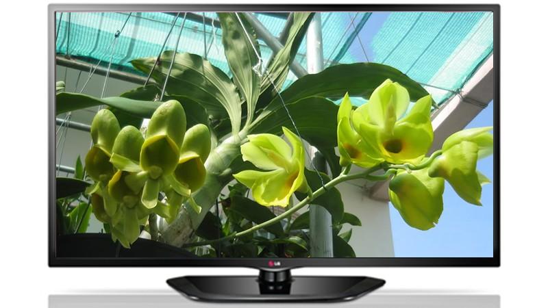 LG LB530: hình ảnh sống động với công nghệ Triple XD Engine