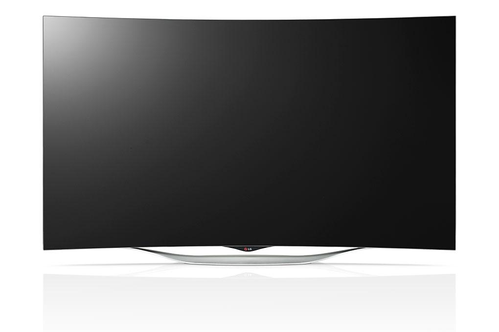LG EC930T: TV OLED màn hình cong hiếm có