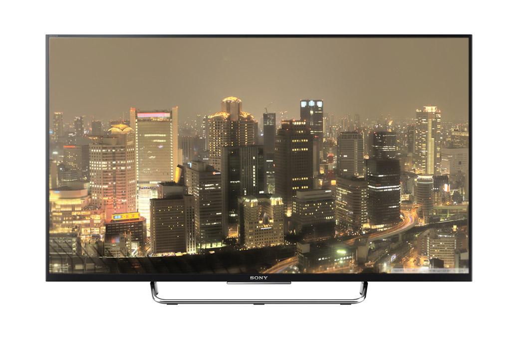 Smart TV Sony W850C: Trải nghiệm Android màn hình 65inch