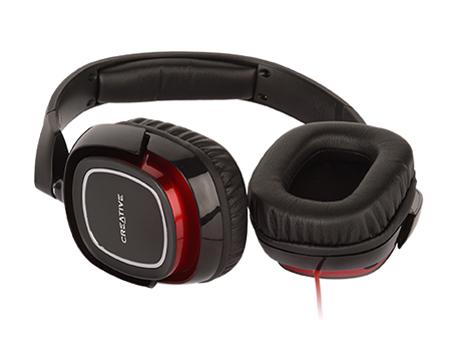 Creative giới thiệu tai nghe chơi game Draco HS880
