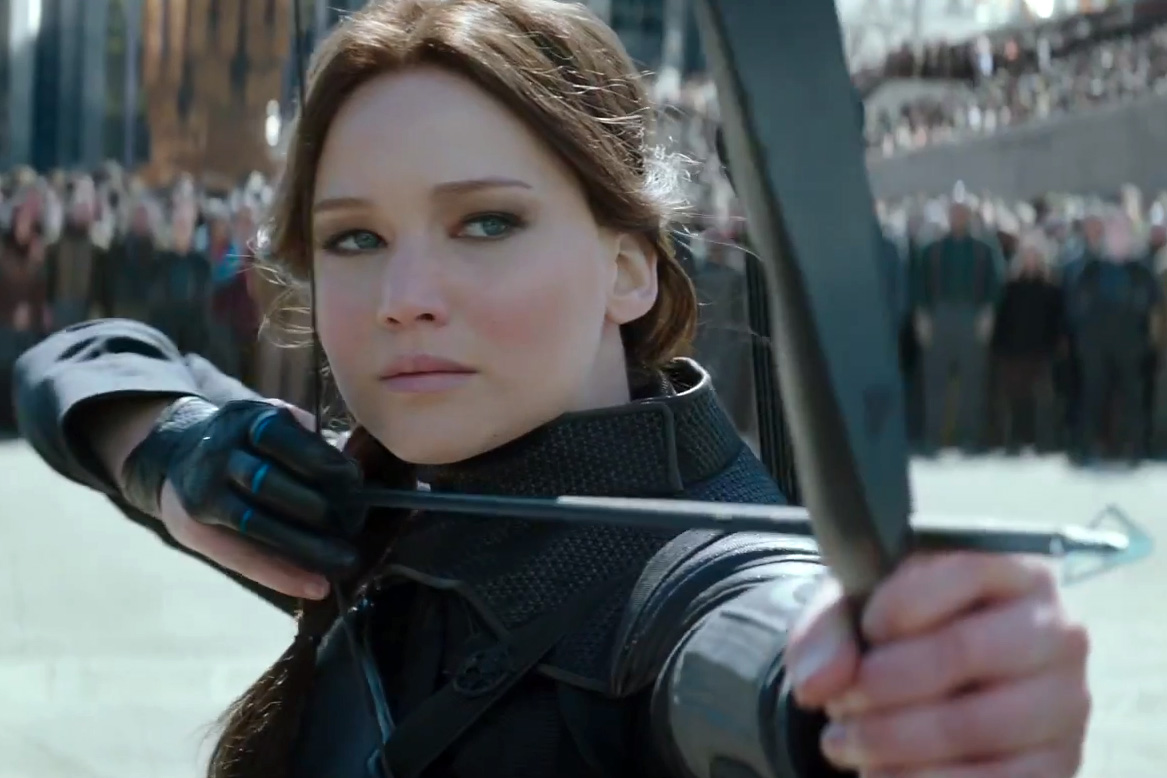 "'The Hunger Games: Mockingjay – Part 2' tung trailer gây ""sốt"""