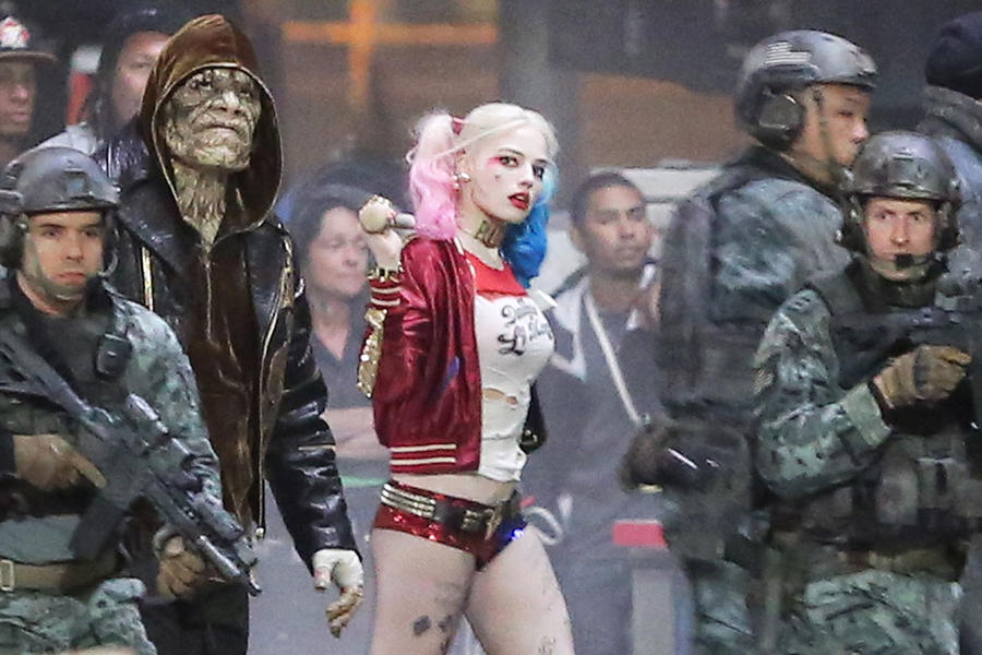 'Suicide Squad' tung trailer gây sởn gai ốc