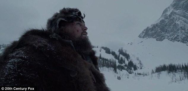 Leonardo DiCaprio tiếp tục đa dạng hóa diễn xuất với 'The Revenant'