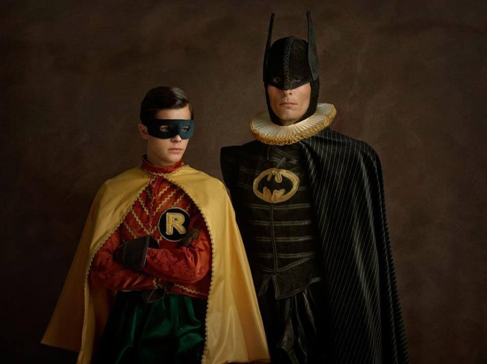 Khi các siêu anh hùng trở thành quý tộc thời Phục Hưng