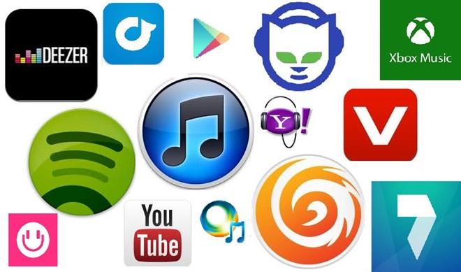 Nghe nhạc trực tuyến sẽ tăng trưởng gấp đôi trong 2015