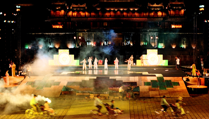 Festival Huế 2016: Nơi tụ hội của những biểu tượng âm nhạc thế giới