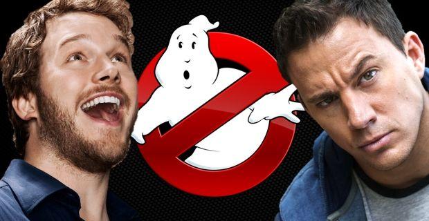 'Ghostbusters' phiên bản reboot quy tụ dàn sao tên tuổi