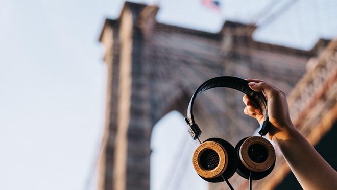 Grado ra mắt dòng tai nghe Heritage mới hoàn toàn, từ gỗ Brooklyn
