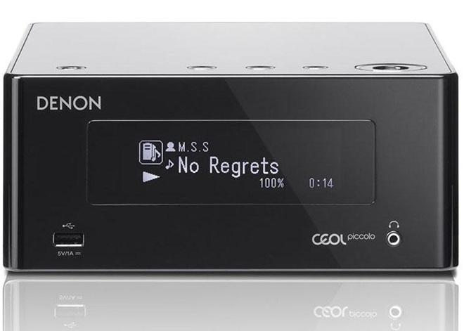 Denon hạ giá bán receiver đa năng CEOL Piccolo tới hơn 2 triệu đồng