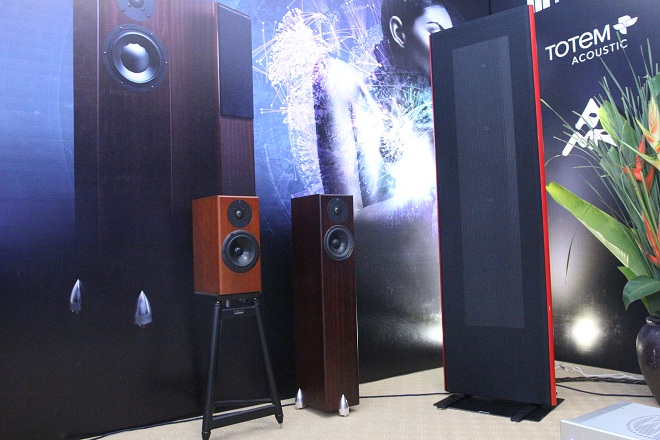 Ấn tượng về loa tại sự kiện nhạc số 2015