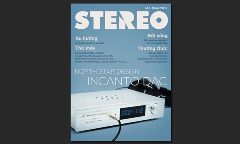 Stereo Channel phát hành tạp chí tháng 7/2015