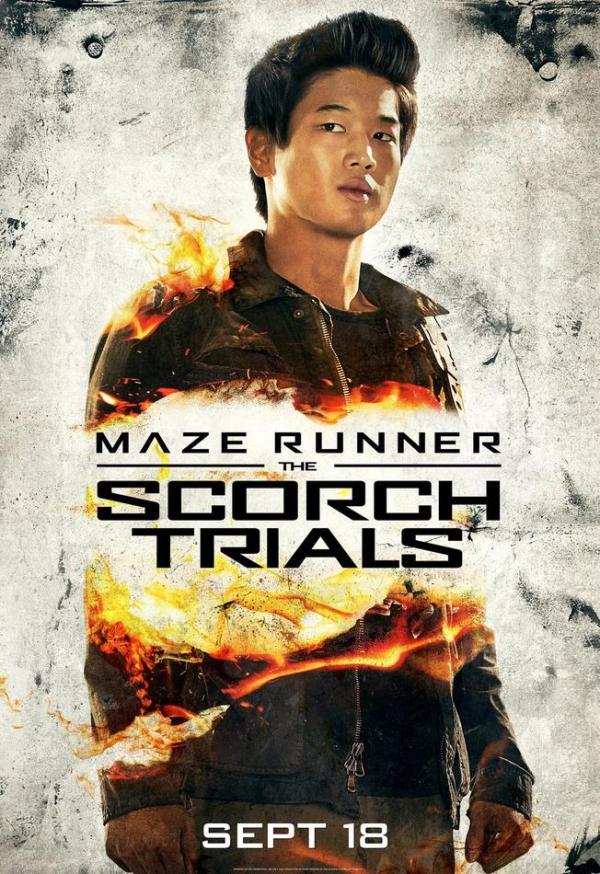 'The Maze Runner 2' – cuộc chạy đua trong mê cung không hồi kết