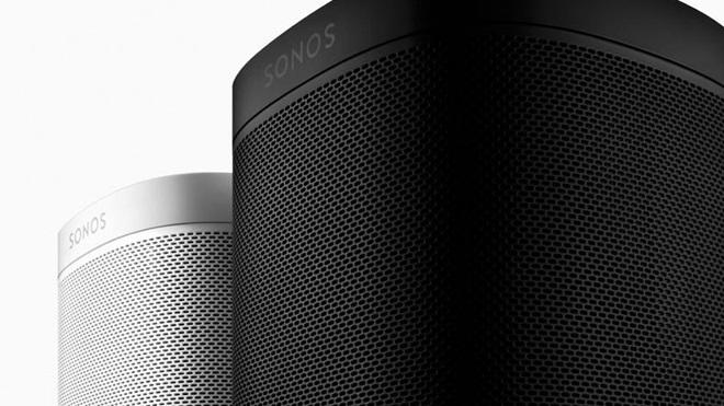 Sonos giới thiệu bản giới hạn đặc biệt của loa Play:1