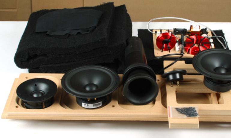 LSK ra mắt bộ KIT tự dựng loa phòng thu M6 Mk3