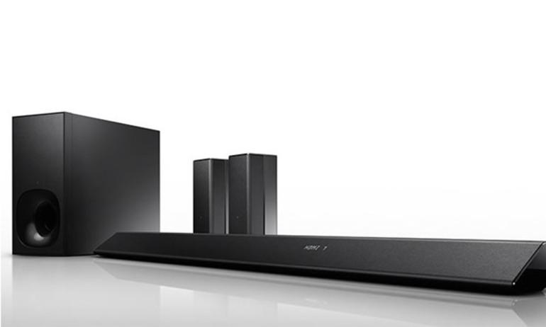 Sony giới thiệu loa soundbar âm thanh vòm không dây HT-RT5