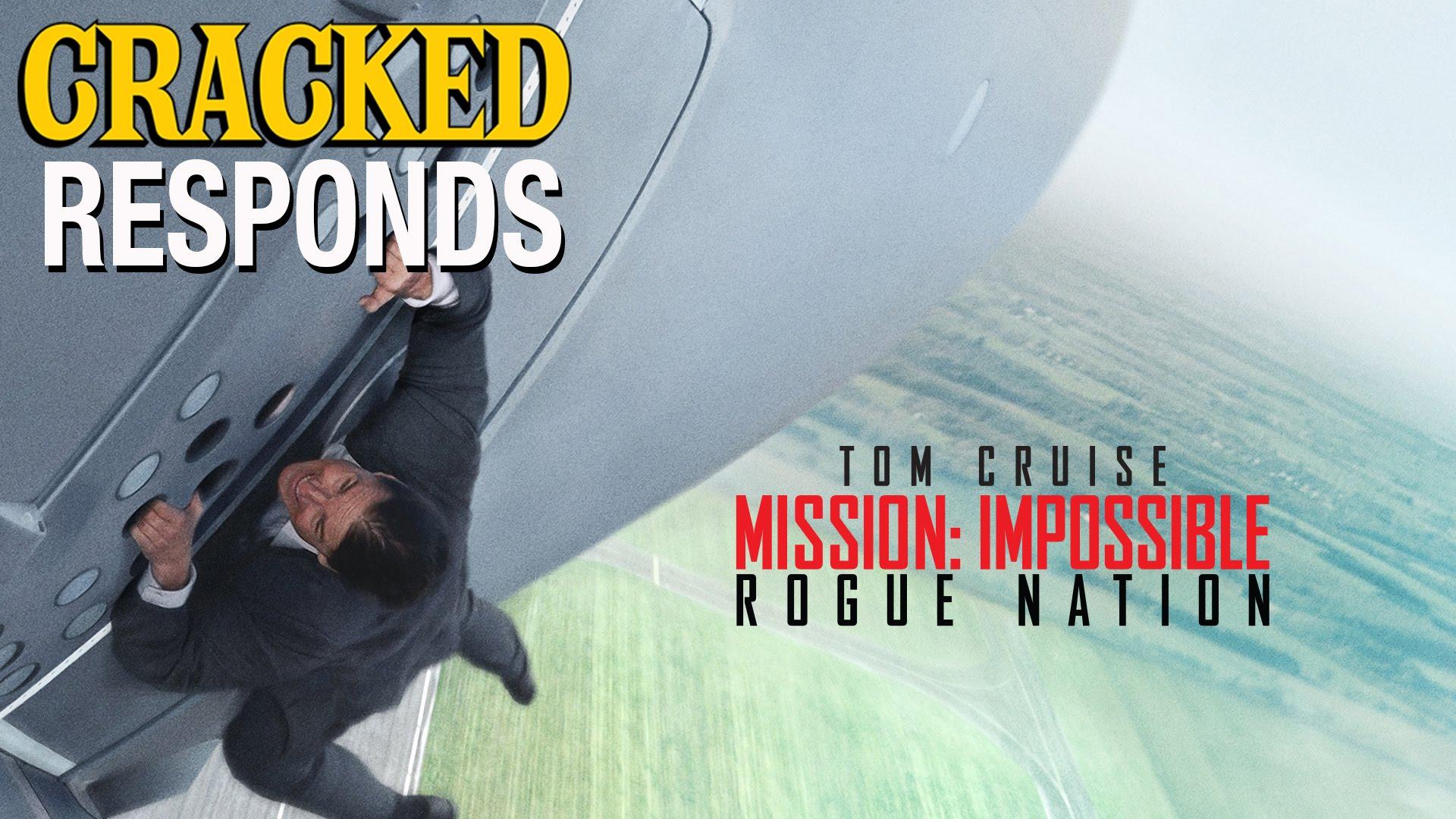 """""""Thót tim"""" với hậu trường của 'Mission: Impossible 5'"""