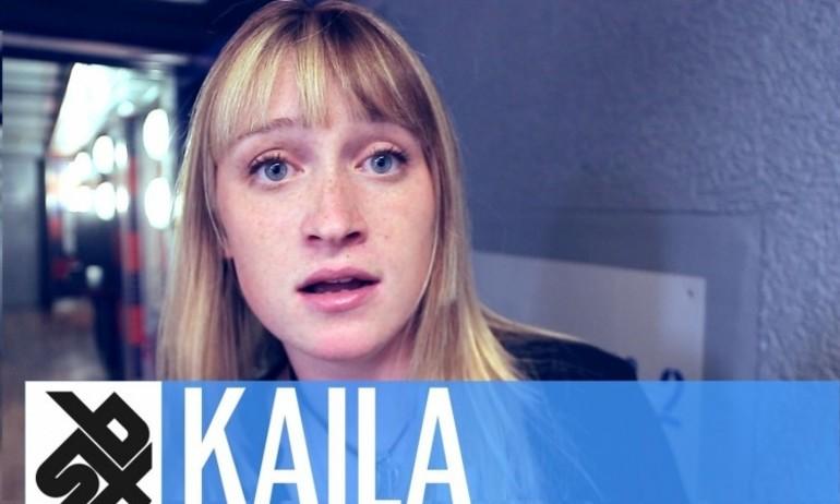 Phục sát đất khả năng beatbox của cô nàng Kaila Mullady