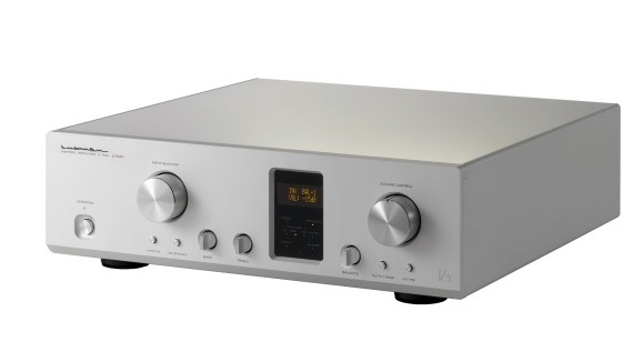 Luxman ra mắt pre-amp hi-end C-700u nhân 90 năm thành lập