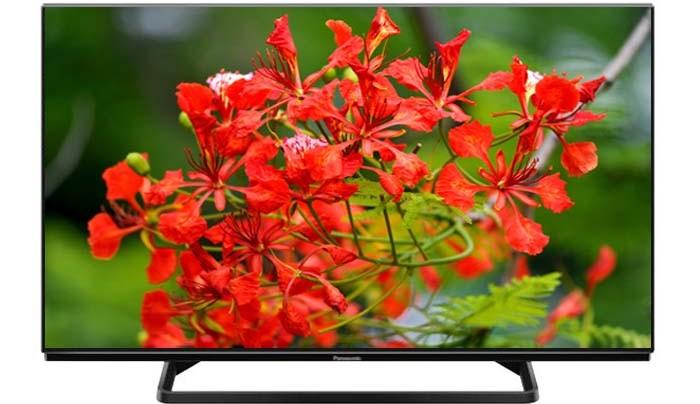 TV Panasonic C400V: Đơn giản mà sang trọng