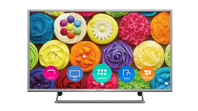 Smart TV Panasonic CS620V: Đẹp hiện đại
