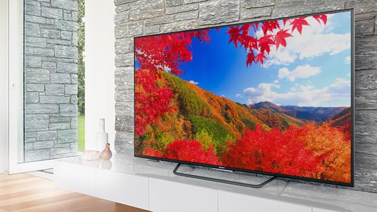 Smart TV Sony X8500C: trải nghiệm 3D với chất lượng 4K