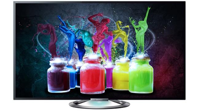 TV Sony W954: màn hình IPS, tối ưu màu sống động
