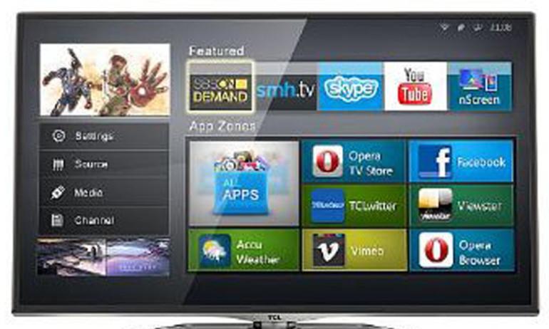 TCL E5700: Smart TV 4K hấp dẫn