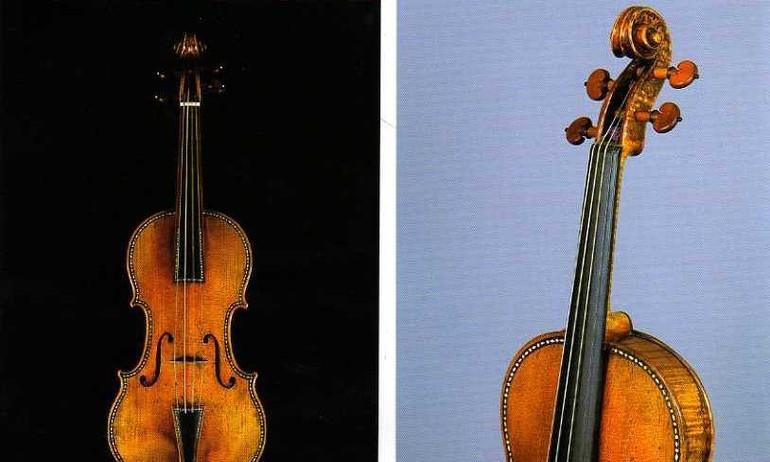 Bảo tàng Ashmolean mượn đàn 'Rode' Stradivarius để trưng bày
