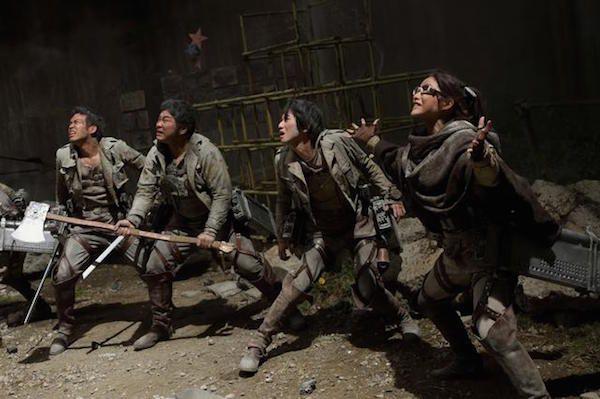 """'Attack On Titan' sắp """"tấn công"""" các rạp chiếu Việt Nam"""