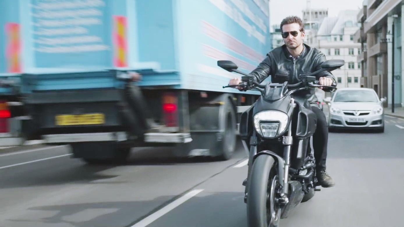 Bradley Cooper tiếp tục thử sức với phim tâm lý 'Burnt'