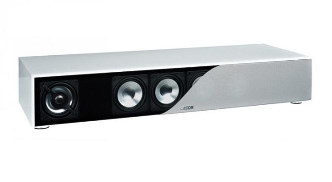Canton đưa ampli tích hợp vào loa soundbase giá 30 triệu đồng