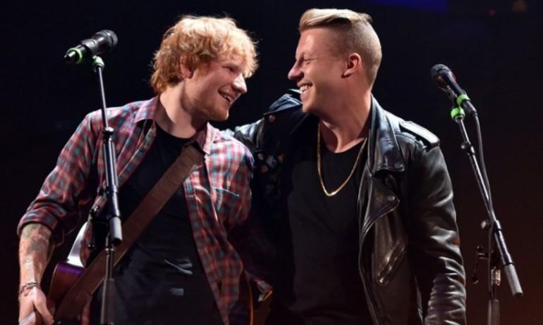 Ed Sheeran và Macklemore hát về tình cha con trong 'Growing Up'