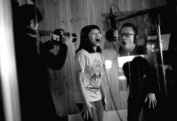 Hà Trần đem công nghệ đồ họa vào album 'Bản Nguyên Journey'