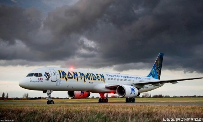 Bruce Dickinson tiết lộ Tour diễn khủng 2016 của Iron Maiden