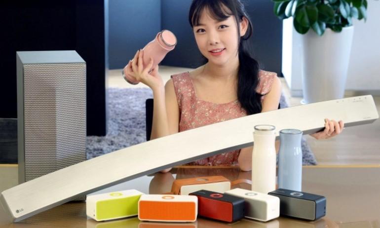 LG ra mắt dòng loạt loa không dây mới, giá từ 99USD