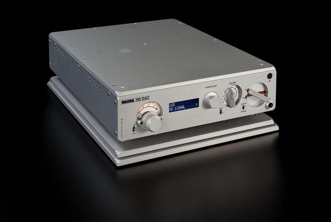 Nagra HD DAC: Giải mã hi-end DSD 128