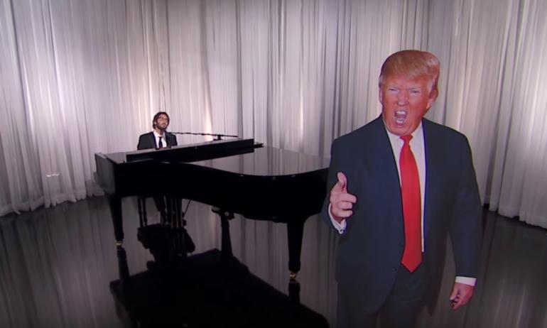 Những câu tweet vô nghĩa của Donald Trump biến thành lời bài hát