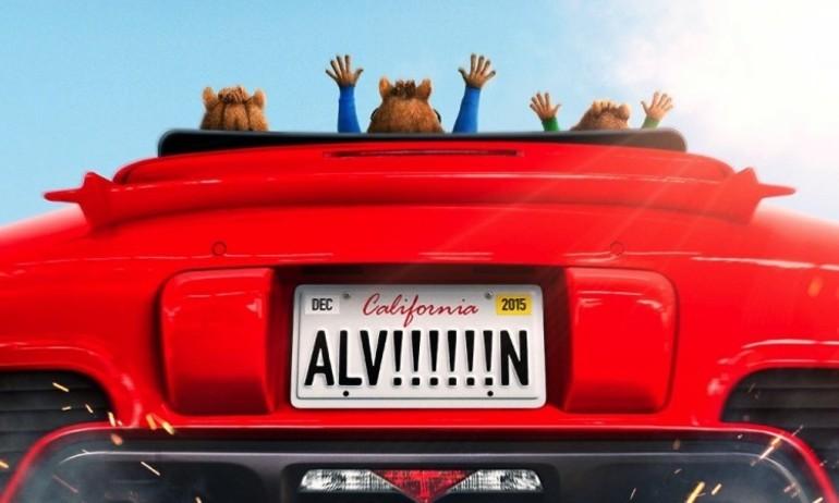 Bộ ba sóc siêu quậy tái ngộ trong 'Alvin and the Chipmunks 4'