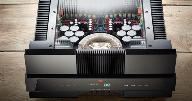 Gryphon Audio ra mắt ampli tích hợp Diablo 300, giá 12.800 euro