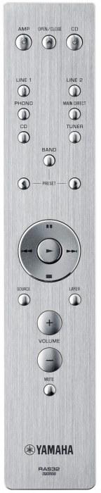 Yamaha giới thiệu ampli tích hợp A-S1100, thu nhỏ từ A-S3000