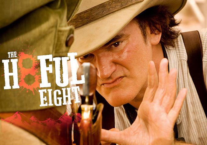 """""""Bom tấn"""" cho mùa Giáng sinh của Quentin Tarantino tung trailer"""