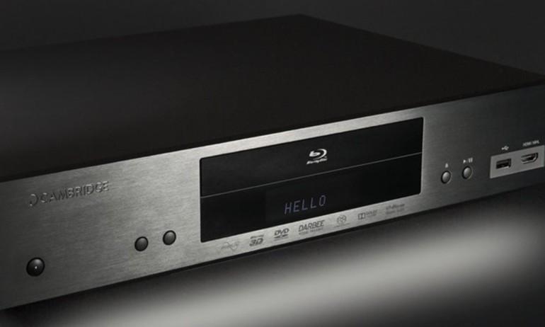 Cambridge Audio ra mắt dòng đầu CD đa dụng CXU